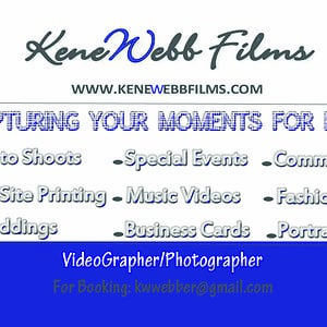 Profile picture for Kenewebb Films***