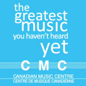 Profile picture for Canadian Music Centre