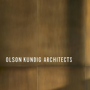 Profile picture for Olson Kundig Architects