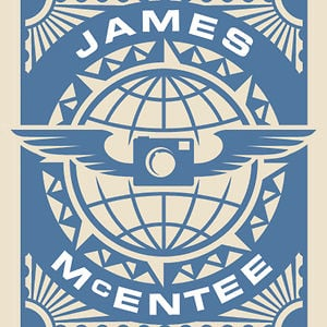 Profile picture for James McEntee