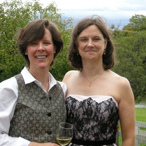 Profile picture for Andrea Stewart & Linda Zaleskie