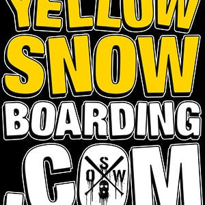 Profile picture for YellowSnowboarding