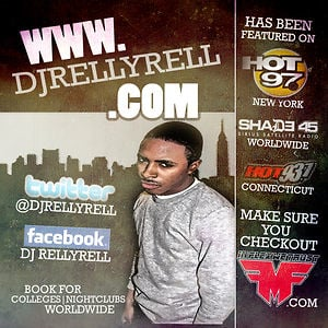 Profile picture for DJ RELLYRELL
