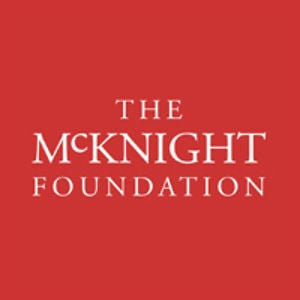 Profile picture for The McKnight Foundation