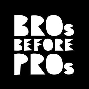 Profile picture for Bros Before Pros
