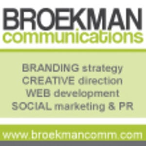 Profile picture for BROEKMAN communications