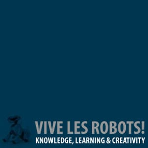 Profile picture for Vive Les Robots!
