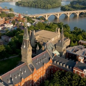 Profile picture for Georgetown University