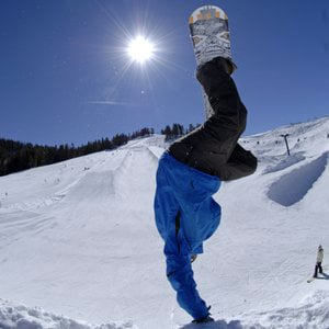 Profile picture for steamboat Terrain Park