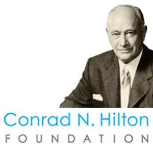Profile picture for Conrad N. Hilton Foundation