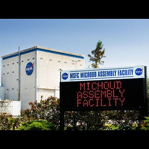 Profile picture for NASA Michoud Assembly Facility