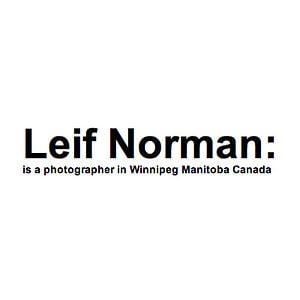 Profile picture for Leif Norman