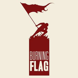 Profile picture for Burning Flag