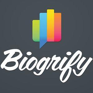 Profile picture for biogrify