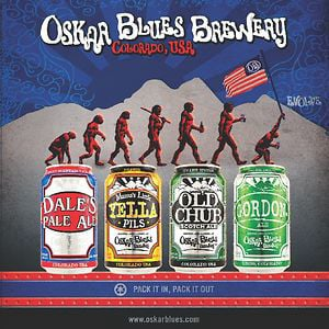 Profile picture for Oskar Blues Brewery