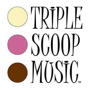 Profile picture for Triple Scoop Music