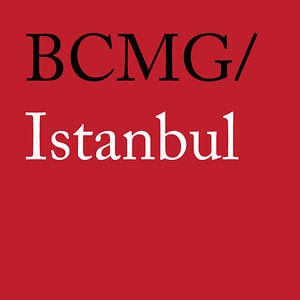 Profile picture for BCMG/Istanbul