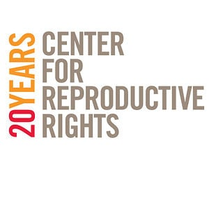 Profile picture for Center for Reproductive Rights