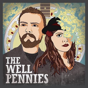 Profile picture for The Well Pennies