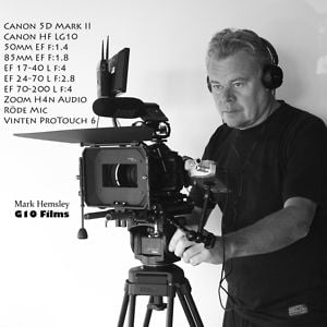 Profile picture for G10 Films