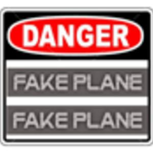 Profile picture for Fake Plane