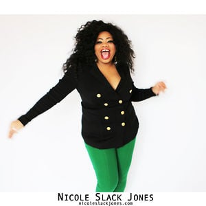 Profile picture for Nicole Slack Jones