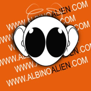 Profile picture for Albino Alien