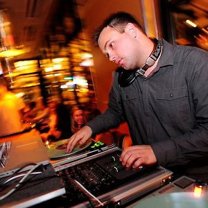 Profile picture for DJ Jeff Metcalf
