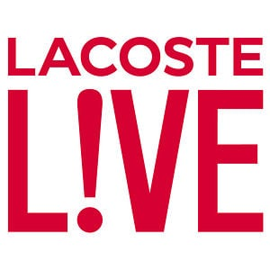 Profile picture for Lacoste L!VE