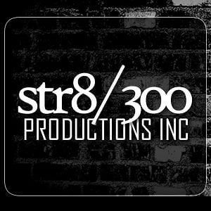 Profile picture for str8/300 Productions