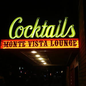 Profile picture for Monte Vista Cocktail Lounge