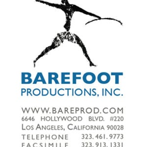 Profile picture for Barefoot Productions