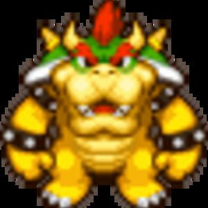 Profile picture for King Bowser
