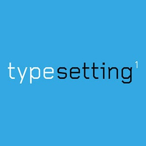 Profile picture for typesetting tv