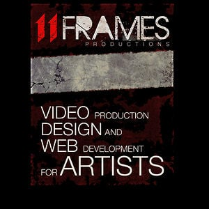 Profile picture for 11Frames Productions