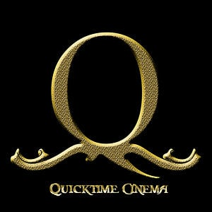 Profile picture for QUICKTIME CINEMA