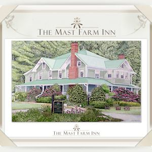 Profile picture for The Mast Farm Inn