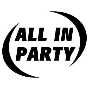 Profile picture for All In Party