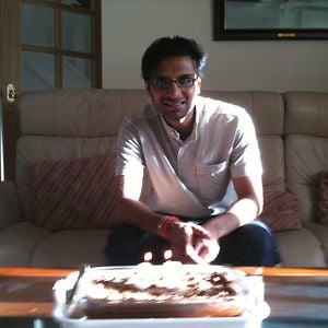 Profile picture for Vamshidhar Nagala