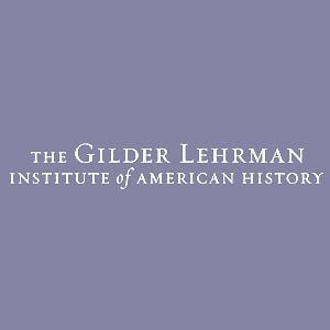 Profile picture for The Gilder Lehrman Institute
