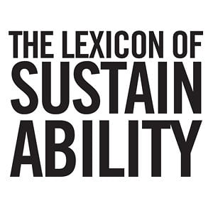 Profile picture for lexicon of sustainability