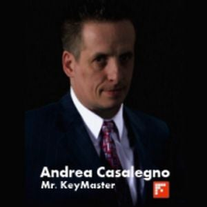 Profile picture for Andrea Casalegno
