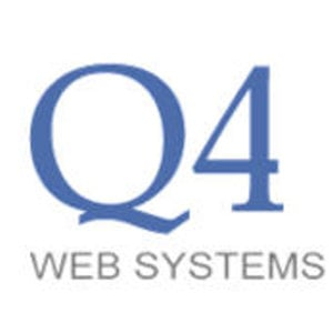Profile picture for Q4 Web Systems Inc.