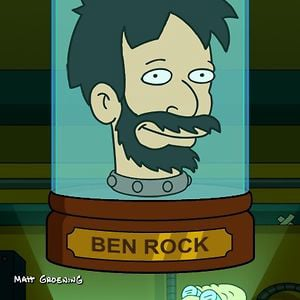 Profile picture for Ben Rock
