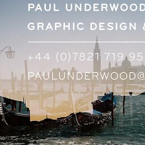 Profile picture for paul underwood