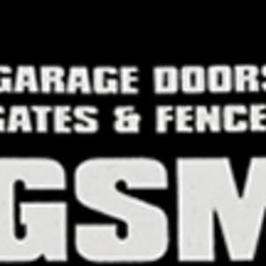 Profile picture for GSM Garage Doors, Gates & Fences