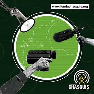 Profile picture for Fundación chasquis