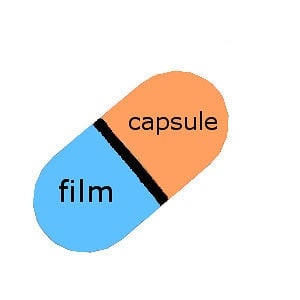 Profile picture for Film Capsule