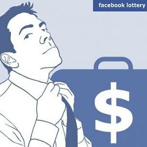 Profile picture for facebook Lottery