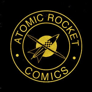 Profile picture for atomic rocket comics